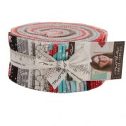 "Farm Fresh - Jelly Roll by Gingiber for Moda Fabrics - 40 x 2.5"" Fabric Strips"